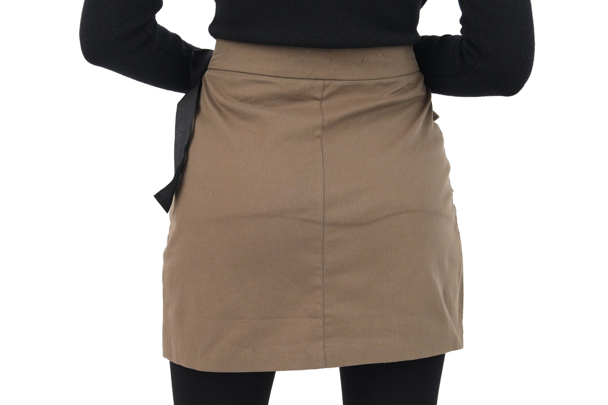 Jeweled Military Skirt