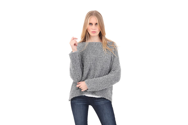 Italian High/Low Sweater