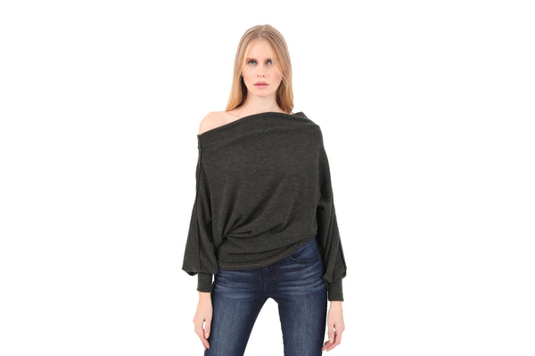 Off Shoulder Soft Top