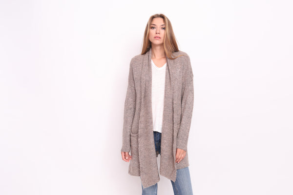 Knit Soft Cardigan