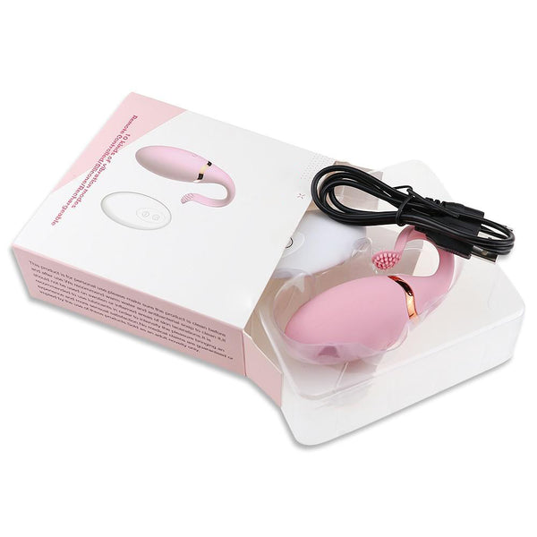 Vibrating Egg For Women with Wireless Remote