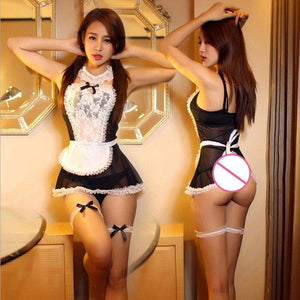 Maid Role Play Uniform Costumes