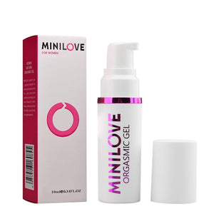 Orgasmic Gel For Sex Climax, Enhances G-Spot Female Libido