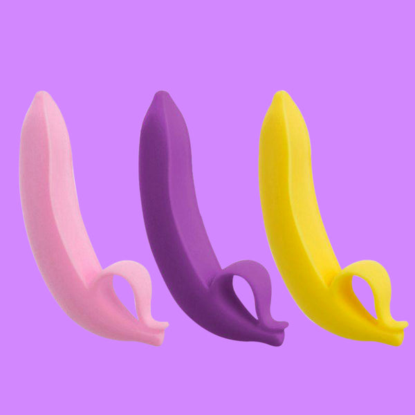 Banana Dildo Vibrator For Women Masturbation Sex toys