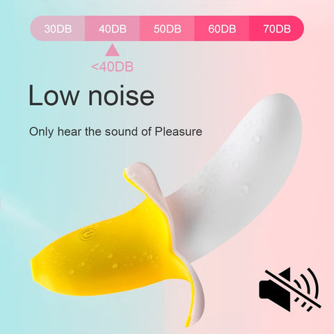 Banana Dildo Vibrator For Women Vagina Stimulator Female Masturbation Sex Toy