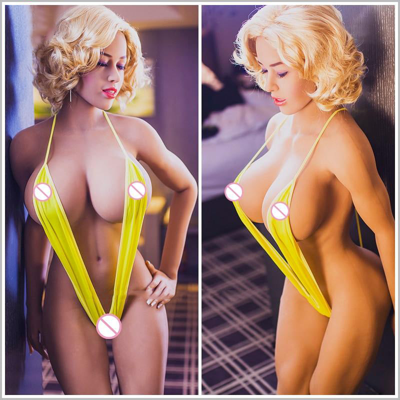 Realistic Sex doll Silicone Adult Lifelike Sex Doll 168cm