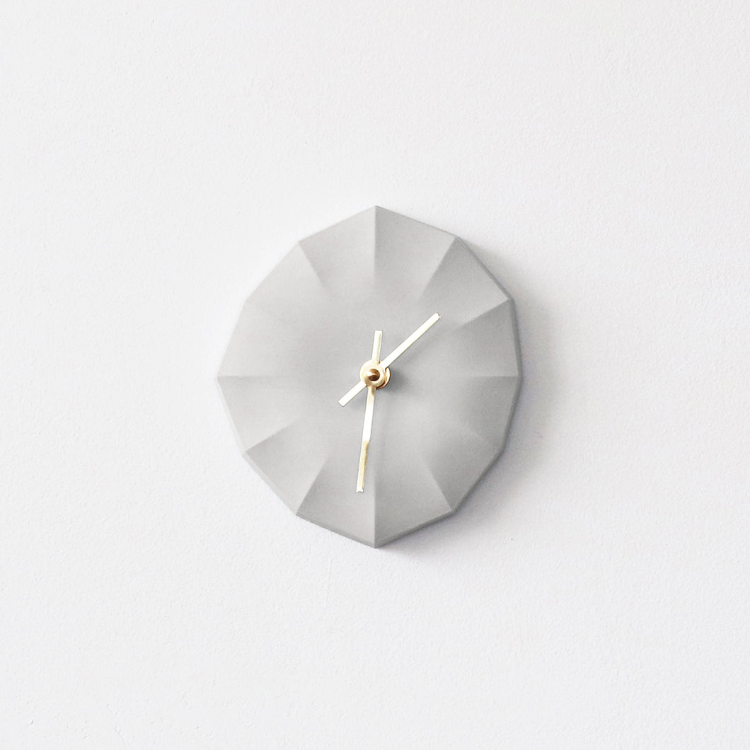 Click-Clock, Small (Gray)