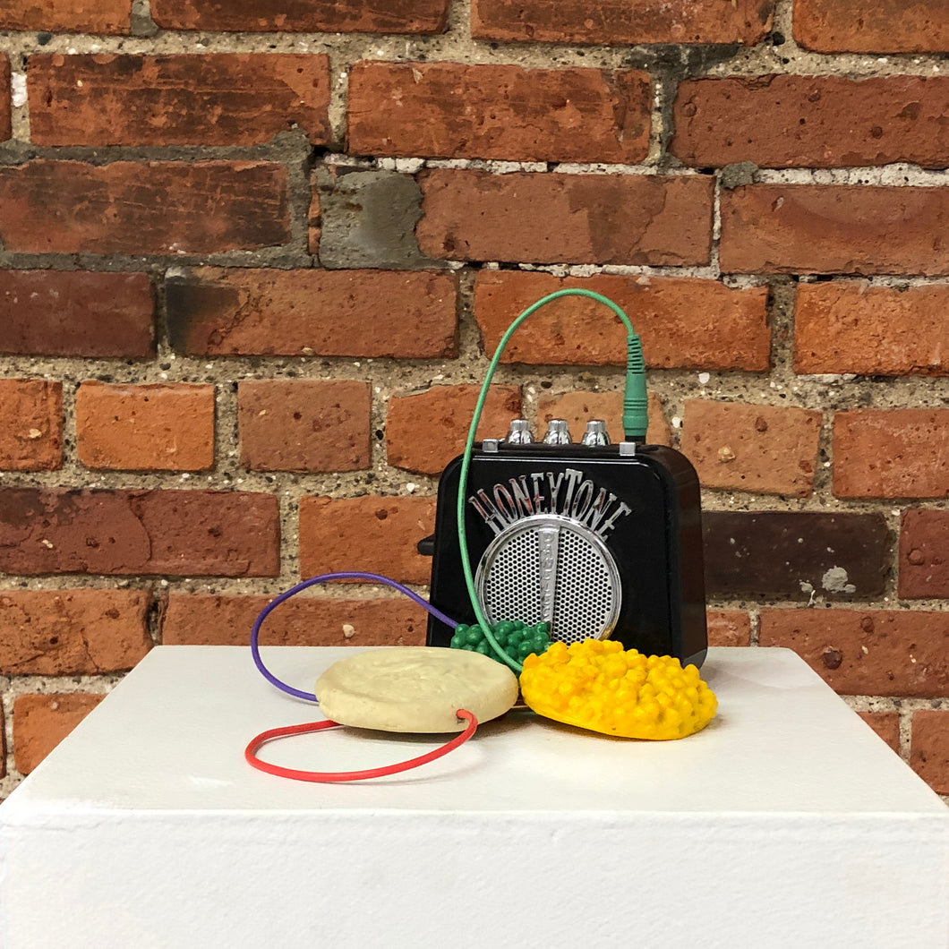 EARTH LOOPS: Synthesizer Sugar Cookie, Synthesizer Peas, Synthesizer Corn, 2015