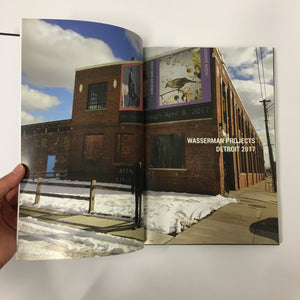 "Willy Verginer ""After Industry"" Exhibition Catalog"
