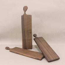 Load image into Gallery viewer, Small Walnut Cheeseboard 1
