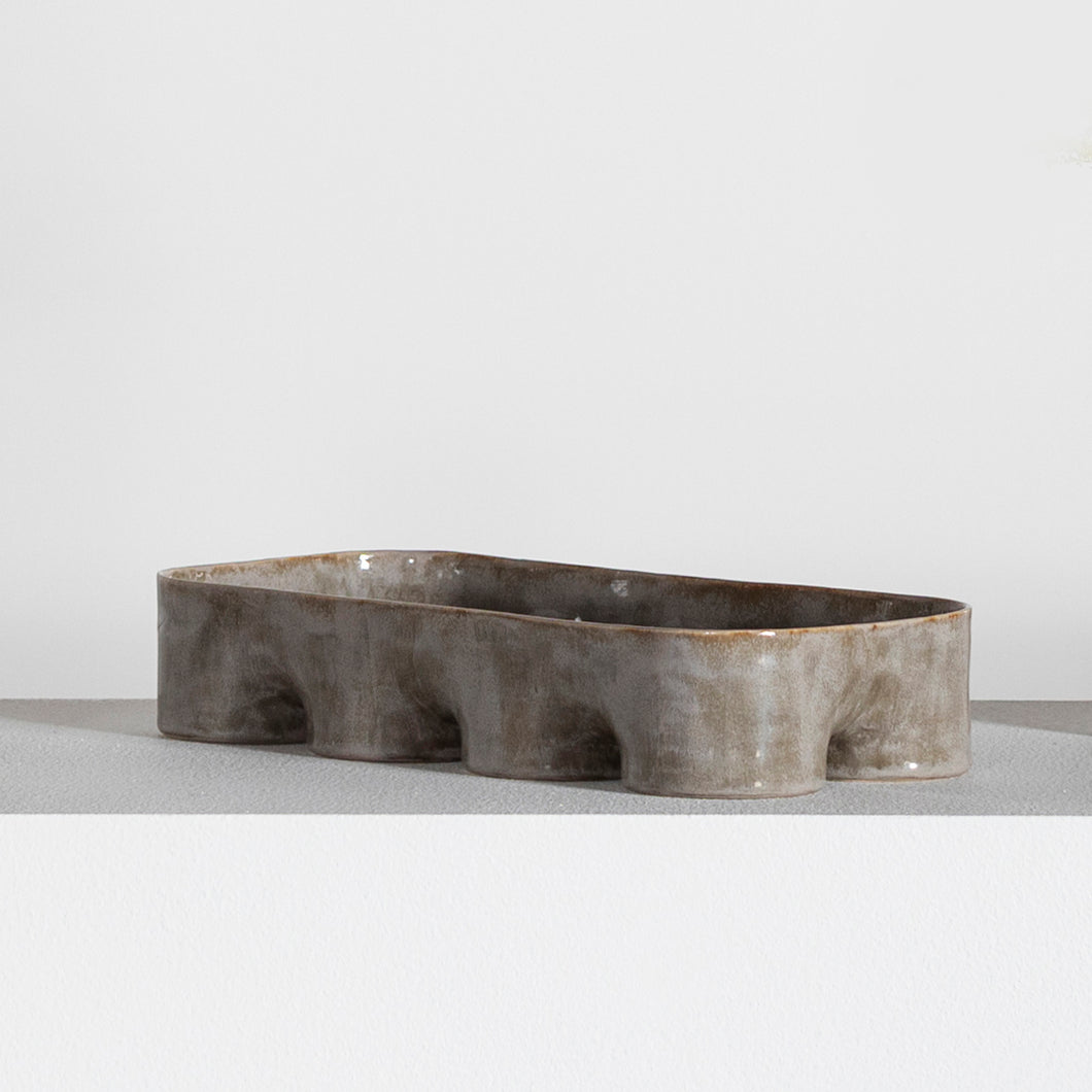 Bushel Fruit Bowl (Concrete)