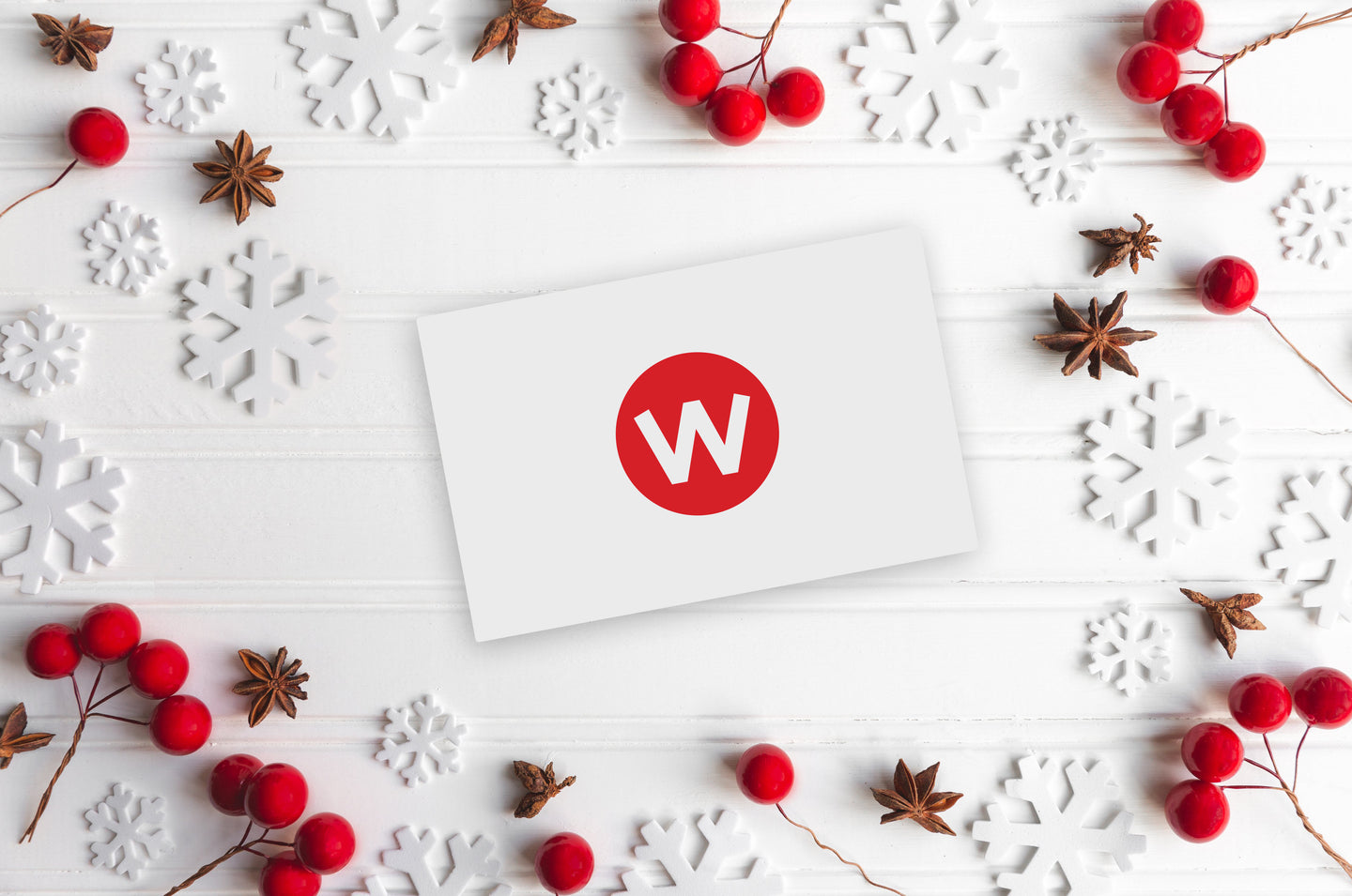 WASSERMAN WORKS Digital Gift Card