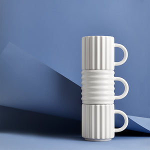 Ripple Mugs (White)