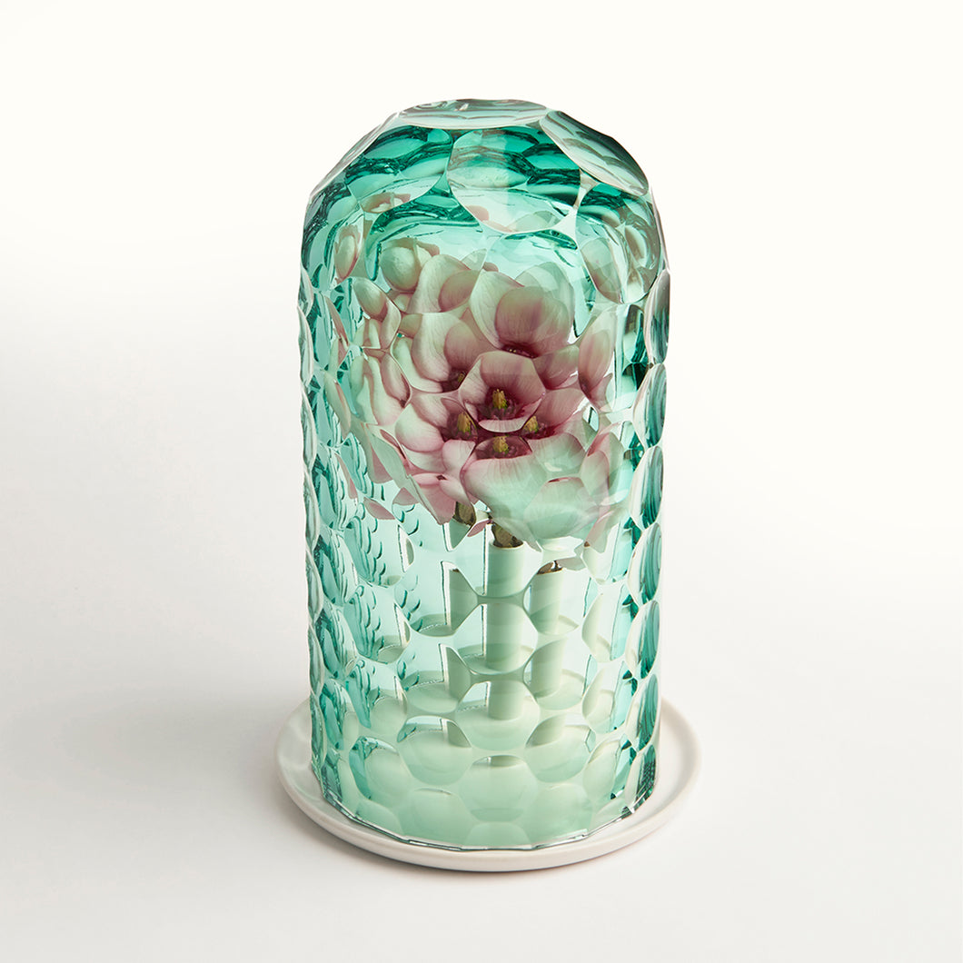 OP-Vase, Medium (Green)