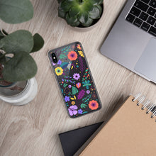 Load image into Gallery viewer, Flowers iPhone Case