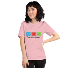 Load image into Gallery viewer, Live. Love. Garden T-Shirt