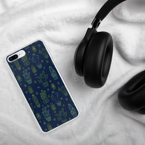 Cacti Love iPhone Case