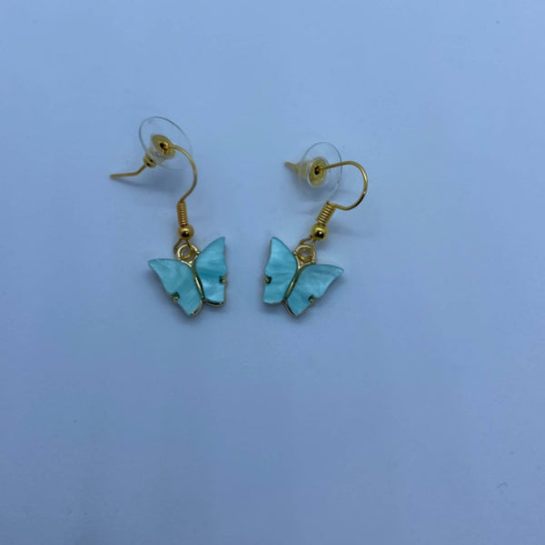 Flutter earrings - Butterfly Centric