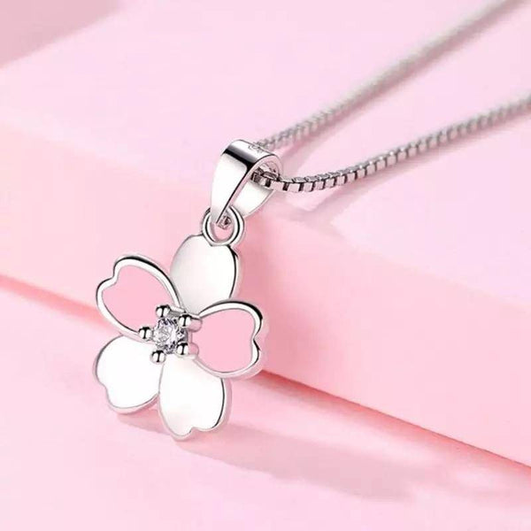925 Sterling silver 'Good Luck' Pendant set - Butterfly Centric
