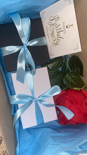 3pc scrunchie, ring and bracelet gift box - Butterfly Centric