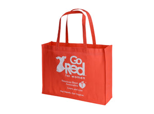 Non Woven Large Tote Bag with Shoulder Handle 20x6x16