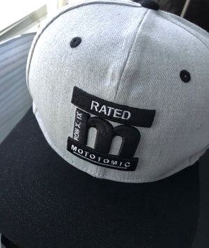 RATED M HAT