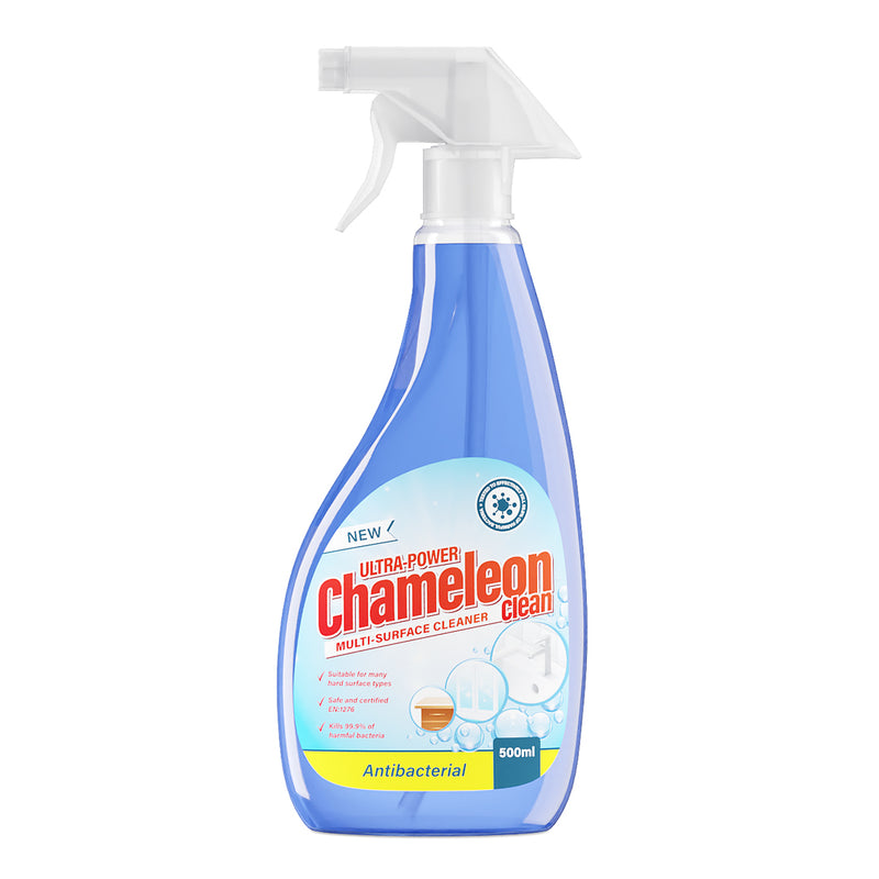 Chameleon Clean Antibacterial Surface Cleaner