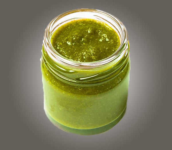 cilantro and lime chutney sauce
