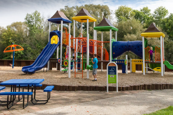 Why All HOA and Apartment Complexes Need a Playground?