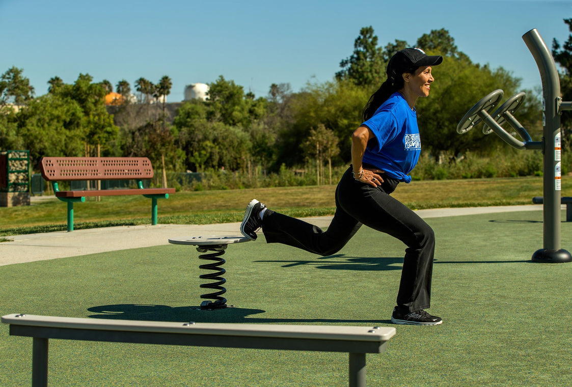 3 Benefits of Outdoor Fitness Spaces