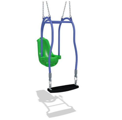 Expression Swing Toddler/Swing Frame Package