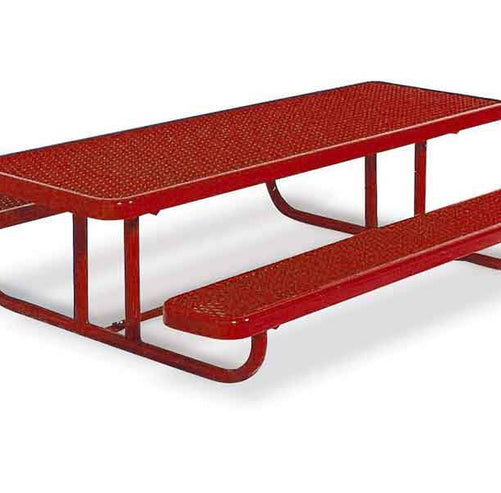 Preschool Picnic Table - Rectangular