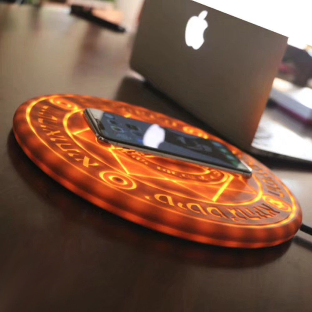 Anime LED Fast Wireless Charger