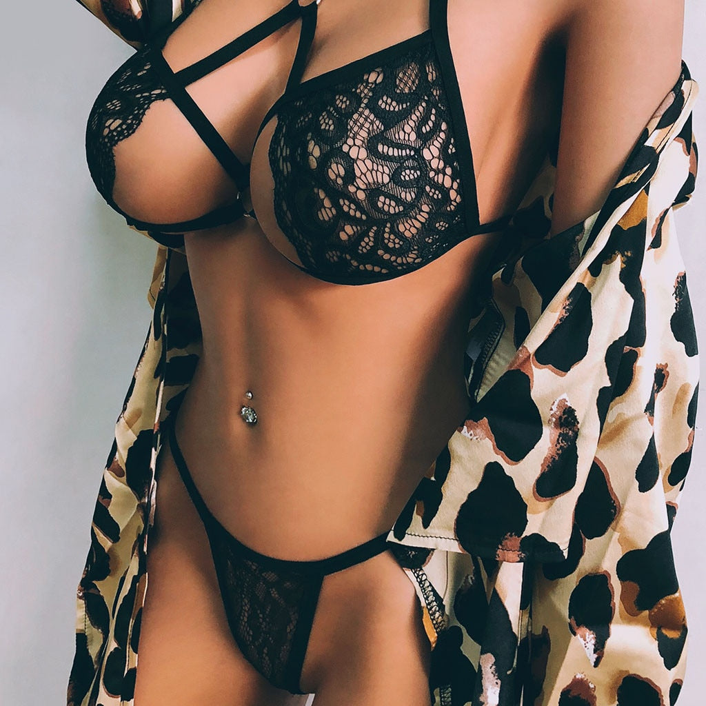 Erotic Underwear Sexy Lingerie Set