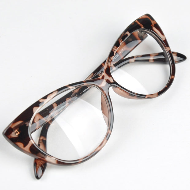 Cute Lovely Cat Eye Glasses Frame