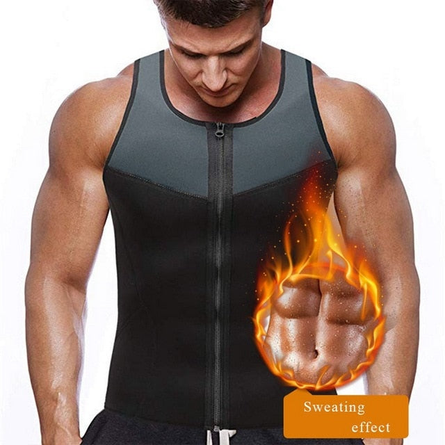 Men Corset Body Shaper