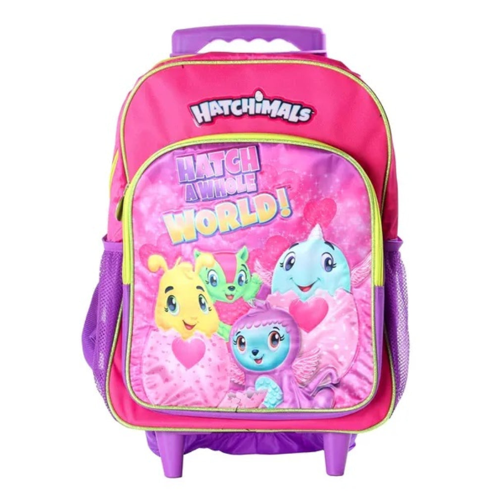 Morral Ruedas Primaria Hatchimals