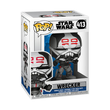 Pop Star Wars: Clone Wars Wrecker