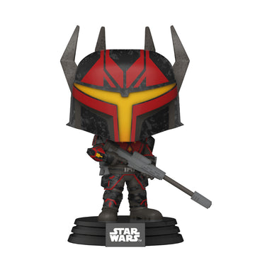 Pop Star Wars: Clone Wars Capitán Darth Maul