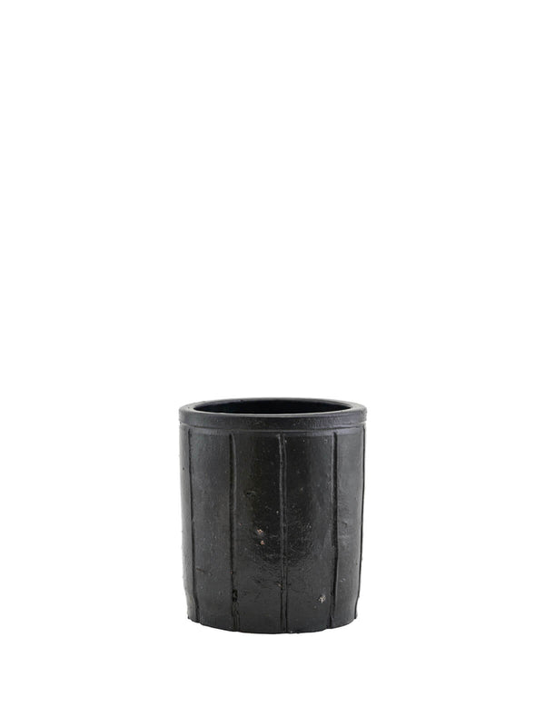 NEW: Ashton Grooved Pot
