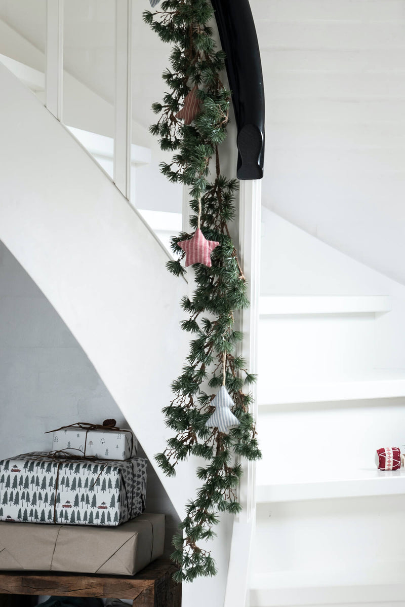NEW: Artificial Cedar Garland