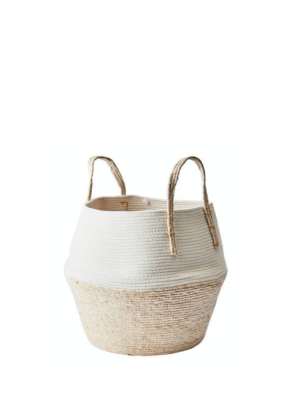 NEW: Aston Cord Basket Large