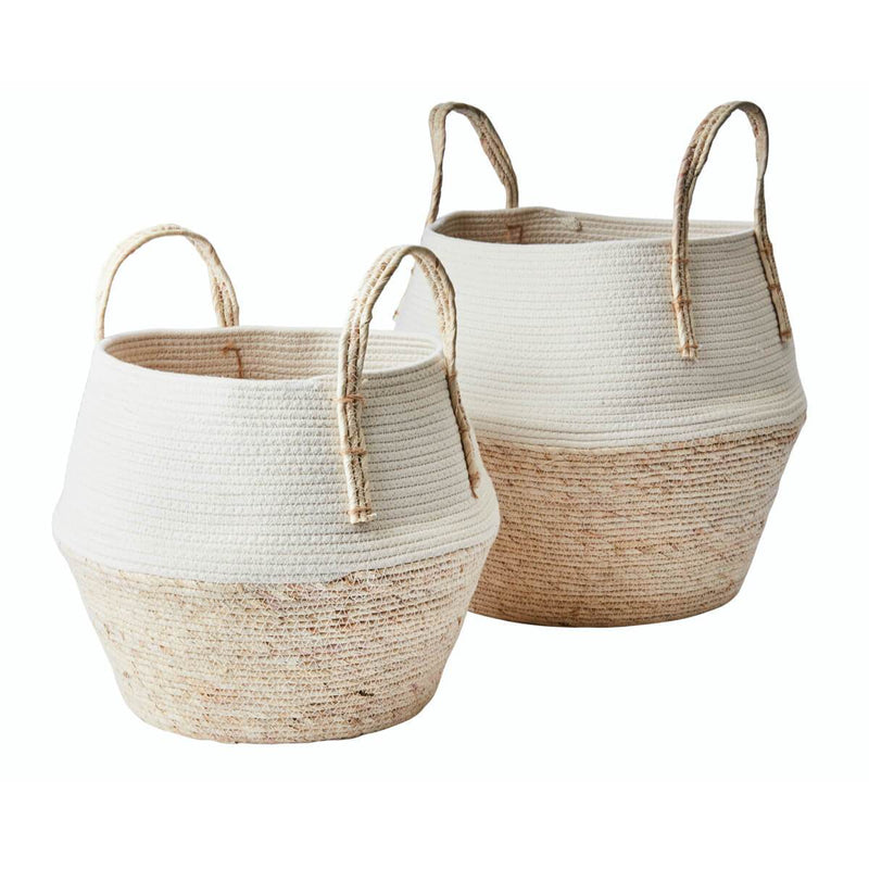 NEW: Aston Cord Basket Small