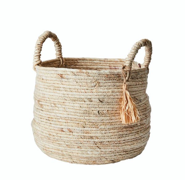 NEW: Aston Maize Basket Small