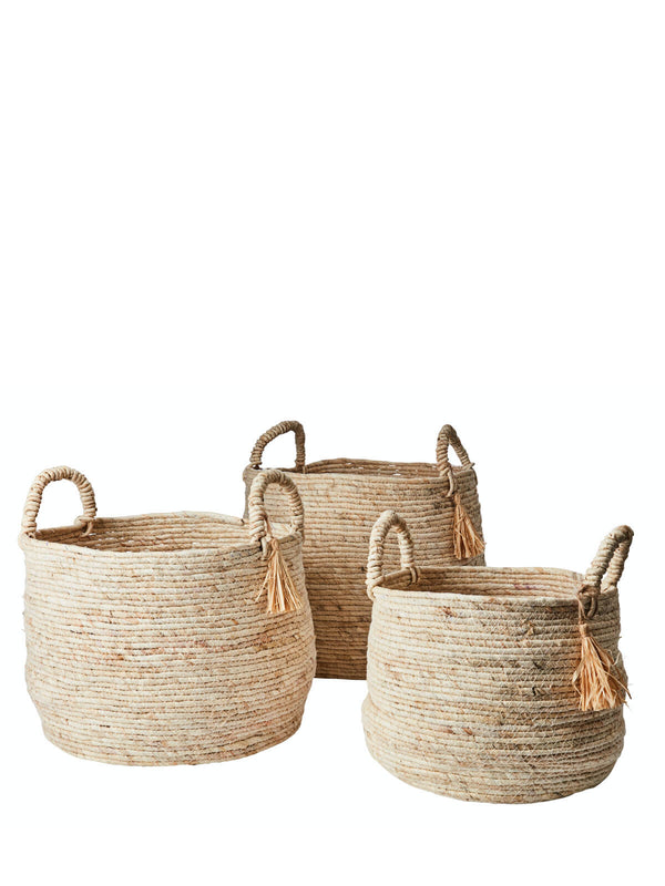 NEW: Aston Maize Basket (set)