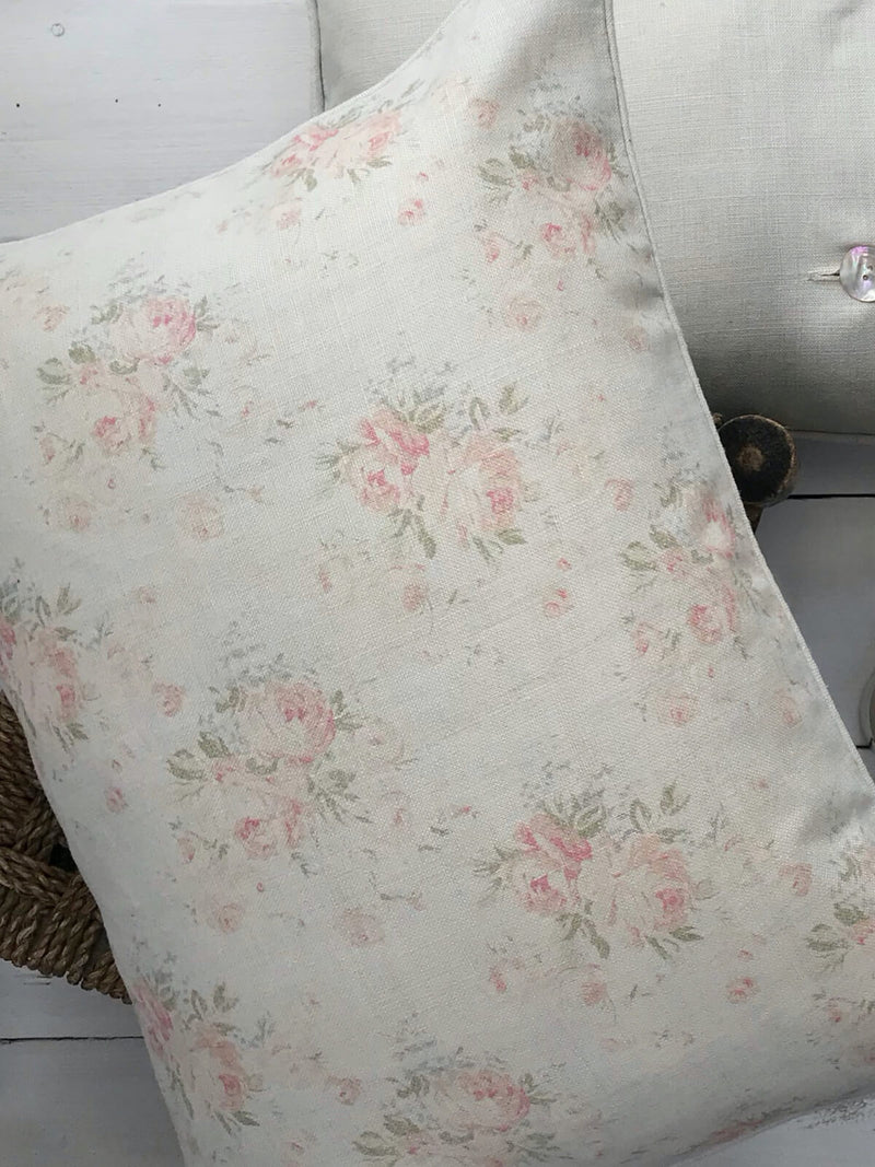 Peony & Sage 'Millie Antique Nude' Cushion