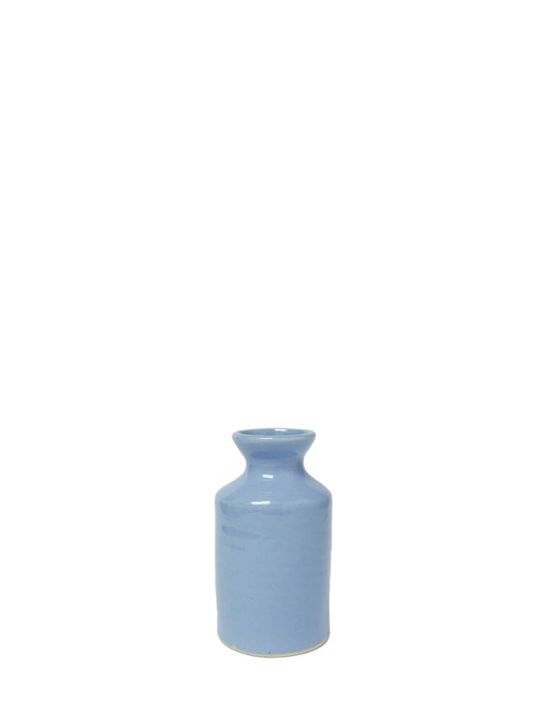 Salcombe Blue Bottle Vase