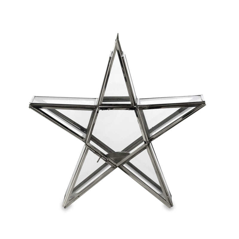 Silver Sanwi Standing Star (small)