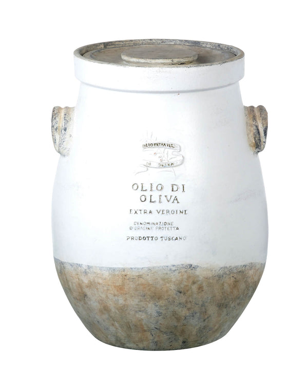 NEW: Tuscany Olive Oil Jar