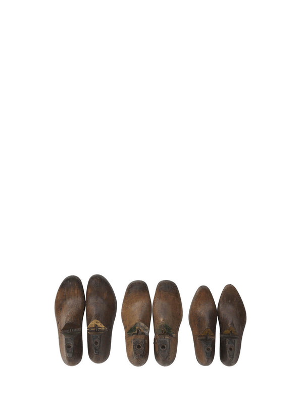 Tamau Reclaimed Shoe Last (Pair)